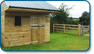 Stables & Field Shelters